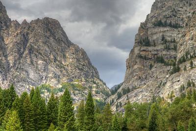 Death Canyon - GTNP, Wyoming