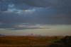 Tetons in the distance - near Ashton, Idaho