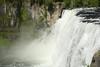 Mesa Falls - Henry's Fork of the Snake River - near Island Park, Idaho