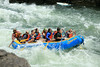 Whitewater Rafting on the Snake River near Jackson, Wyoming