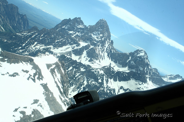 Banking left over Table Mountain in a Cessna 172:  Priceless!