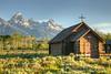 Chapel of the Transfiguration - Grand Teton National Park