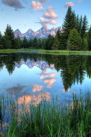 Schwabacher's Landing - Grand Teton National Park - Jackson Hole, Wyoming