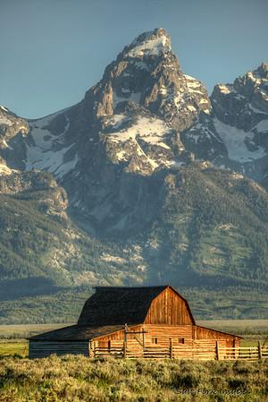 Moulton Barn - Jackson Hole, Wyoming