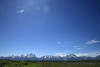The Teton Range - Wyoming
