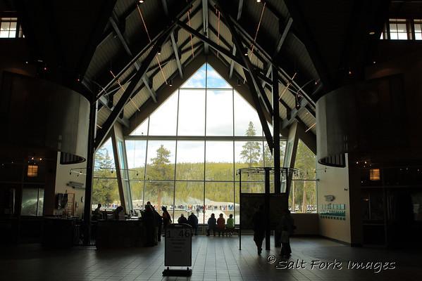Old Faithful Visitor Center