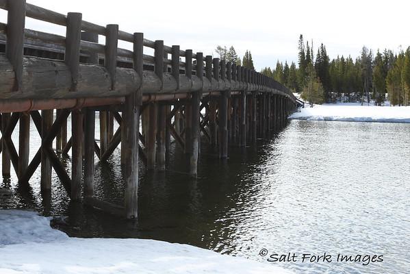 Fishing Bridge, Yellowstone National Park