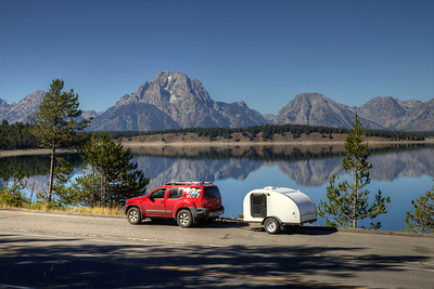 Jackson Lake - Grand Teton National Park - Wyoming