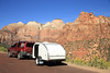 Unbelievable views in Zion National Park, Utah