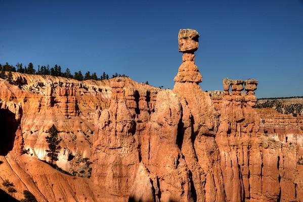 Thor's Hammer - Bryce Canyon National Park, Utah