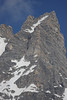 This is the peak of Teewinot as seen through a 400mm lens.