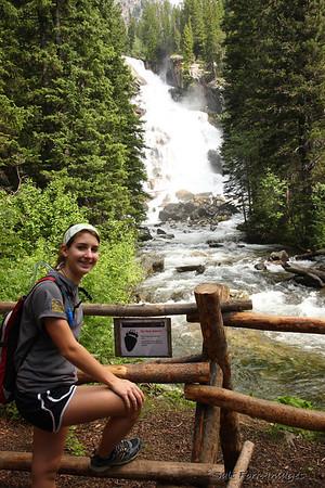 Sara at Hidden Falls