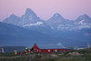 ... just another picturesque Teton Valley farm.