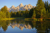 Schwabacher's Landing in GTNP - again.