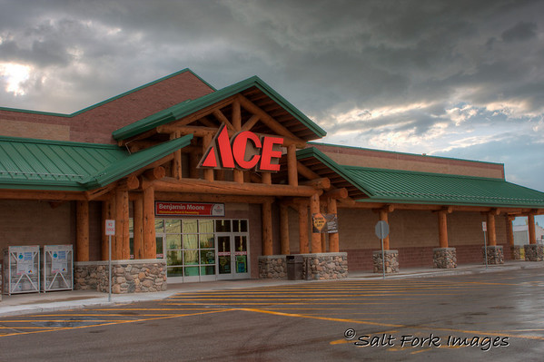 When I visit Teton Valley, Idaho, I shop at Teton Ace Hardware.  It's the HELPFUL PLACE!