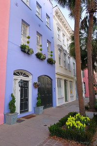 Rainbow Row - Charleston, South Carolina