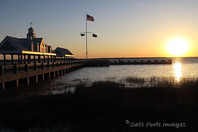 Waterfront Park pier - Charleston, SC
