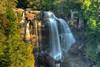 Whitewater Falls - Nantahala National Forest - North Carolina