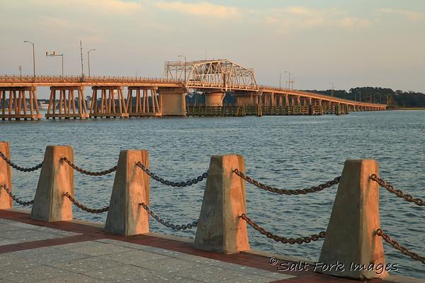 Along the waterfront - Beaufort, South Carolina