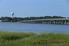 Bridge to Fripp Island, South Carolina