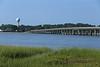 Bridge to Fripp Island, South Carolina