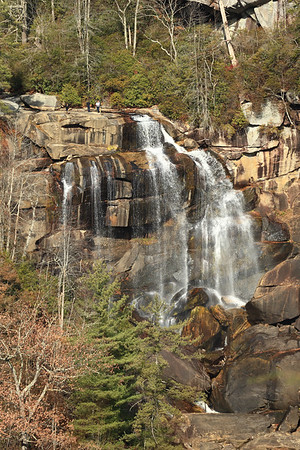 Whitewater Falls - North Carolina