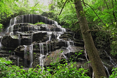 Yellow Branch Falls - near Walhalla, South Carolina