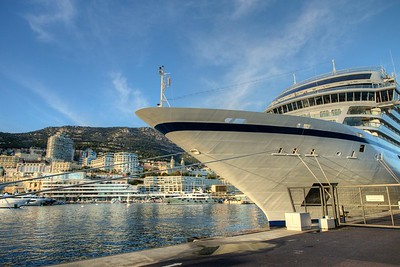 Viking Sun in Monaco