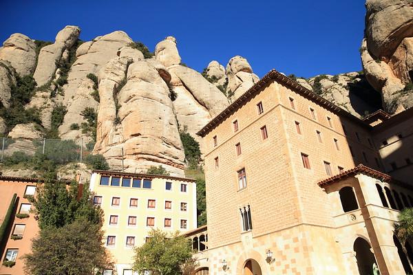 Montserrat - near Barcelona, Spain