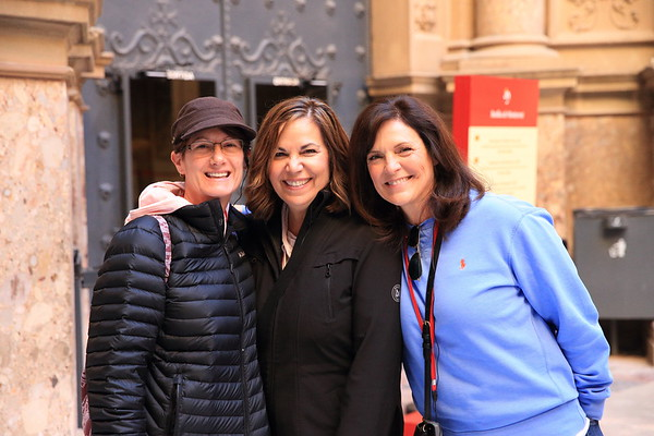 Jill, Susan and Carol