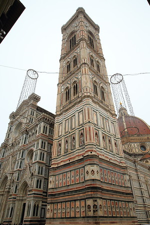 Cathedral of Santa Maria del Fiore - Florence, Italy