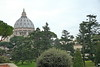 The dome of St. Peter's Basilica - Vatican City