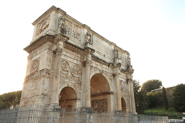 Arch of Constantine - AD 315