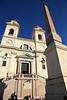 Trinita' del Monti - Rome, Italy