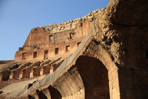 Seating Area - Roman Colosseum