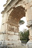 Arch of Titus - AD 82 - Rome, Italy