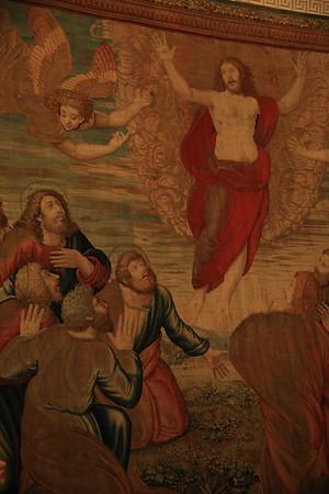 Tapestry Hall - Vatican Museum