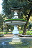 Fountain in Villa Borghese Park - Rome