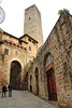 One of the 14 towers in San Gimignano, Italy