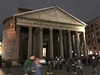 The Pantheon - completed in the second century AD