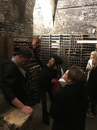Really old wine cellar - Rome, Italy