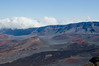 Cinder cones of Haleakala, elevation 10,000 feet
