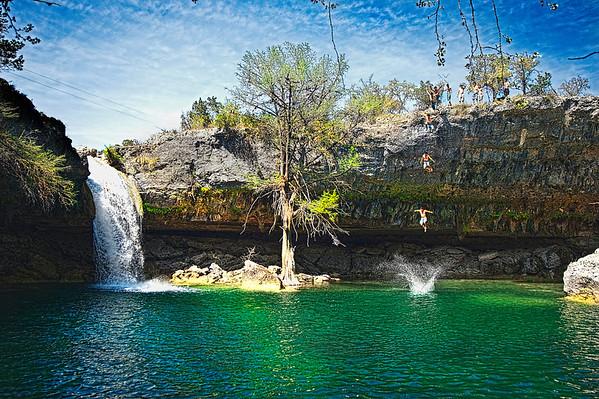 Edge Falls