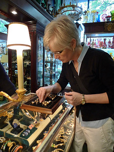Jewelry Shopping