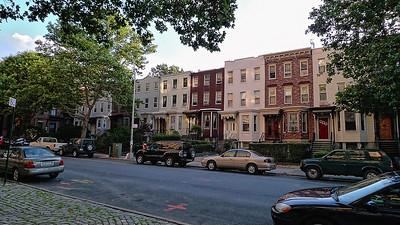 Washington Boro in Brooklyn