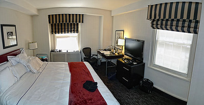 Our Room at the Radisson (Lexington & 48th Street)