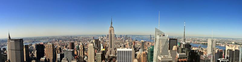 Lower Manhattan Morning