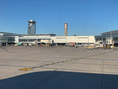 Pushback from Gate (Las)