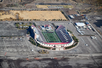 Sam Boyd Stadium and William Bennett Remote Control Airfield