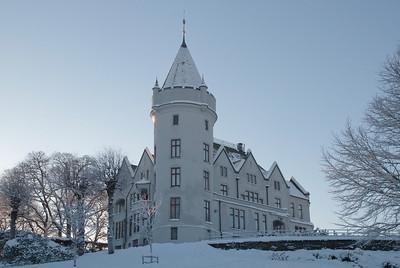 Gamlehaugen in Winter